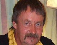 Club official - Bruce Harvey - Northern Tasmania Chapter Captain